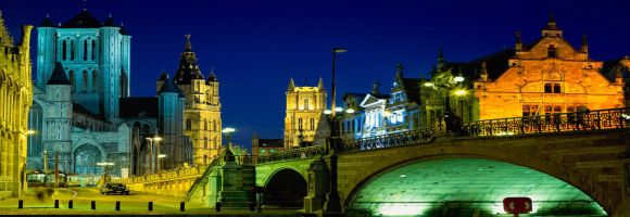 Budget Hotels in Gent