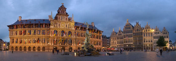 Booking Antwerpen hotels