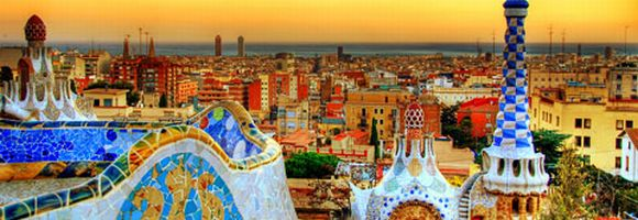 Romantische Hotels in Barcelona