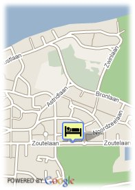 map-Golfhotel Zoute