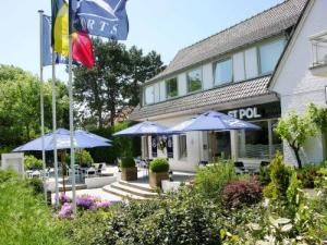 Parking Hotel: Hotel St.-Pol. in Knokke-Heist