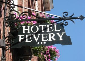 Hotel Fevery in Bruges
