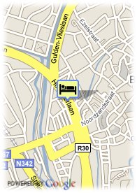 map-The Golden Tree Hotel