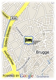 map-Hotel Boterhuis