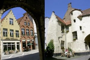 Hotel with parking: Hotel Boterhuis in Bruges