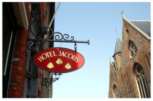 Hotel Jacobs in Brugge