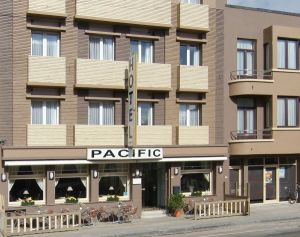 3 sterrenhotel Hotel Pacific in Blankenberge