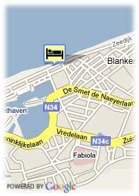 map-Beach Palace Hotel