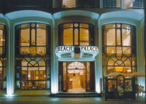 Beach Palace Hotel in Blankenberge