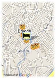 map-Hotel Bourgoensch Hof