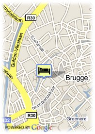 map-Hotel Karel de Stoute