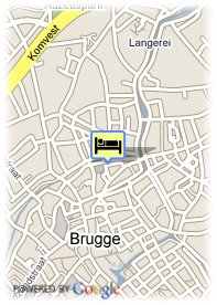 map-Hotel Bryghia