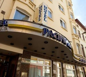 Hotel Pacific in Oostende