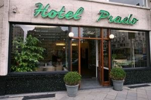 Hotel Prado in Ostend