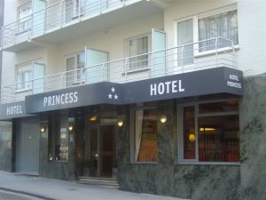 Hotel Princess in Ostend