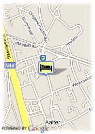 map-Hotel Capitole