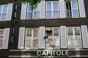 Hotel Capitole in Aalter
