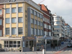 Strandhotel in Ostend