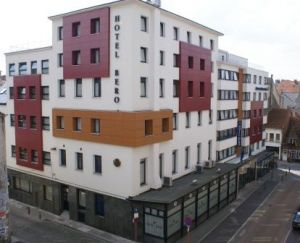 Hotel Bero in Ostend
