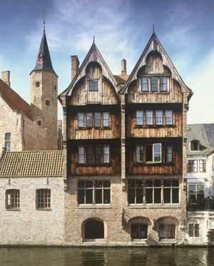 Relais Bourgondisch Cruyce in Bruges