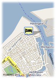 map-Glenmore Hotel