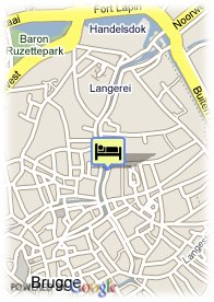 map-Golden Tulip Hotel de' Medici