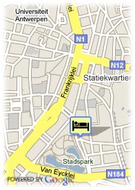 map-Leopold Hotel