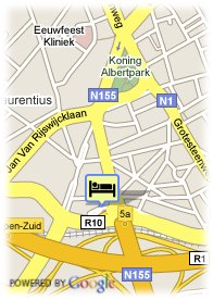 map-Ramada Plaza Antwerp