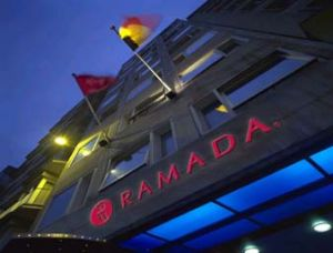 3 sterrenhotel Ramada Ostend in Oostende