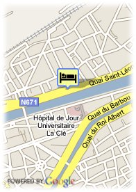 map-Ramada Plaza Liège City Center