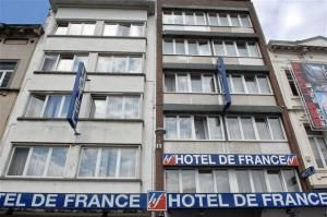 Parking Hotel: Hotel de France in Brussel