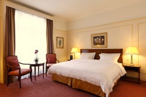 Boutique Hotel Hotel Plaza Brussels in Brussel