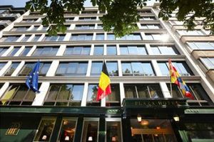 4 sterrenhotel Plaza Hotel Antwerp in Antwerpen