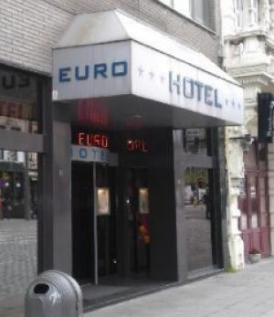 Euro Hotel in Antwerp