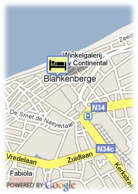 map-Hotel Saint Sauveur