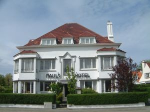Paul's Hotel in Knokke-Heist