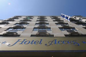 Hotel Acces in Oostende