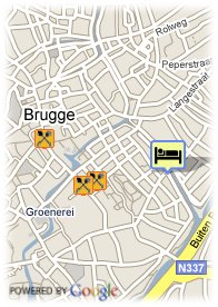 map-Hotel Rosenburg