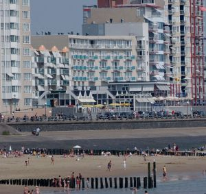 Amadore Grand Hotel Arion in Vlissingen