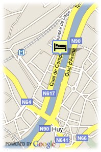 map-Best Western Hotel Sirius