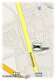 map-Best Western Hotel Orchidee