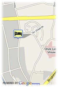 map-Best Western Hotel Flanders Lodge