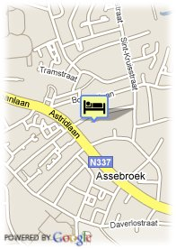 map-Guesthouse The Eden Rose