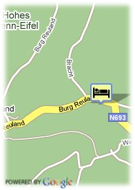 map-Hotel Val de L'Our