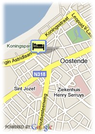 map-Hotel Royal Astrid