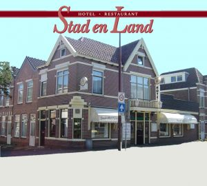 Hotel Restaurant Stad en Land in Alkmaar
