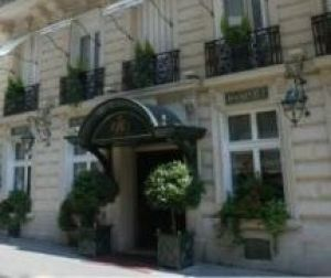 Hotel Franklin Roosevelt in Paris
