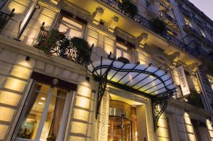 Hotel West-End à Paris