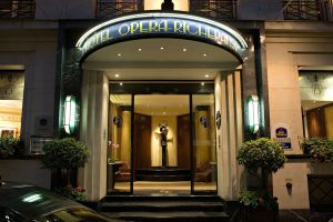 Best Western Premier Opera Richepanse Paris in Parijs