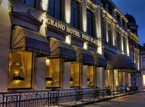 Grand Hotel Post Plaza en Leeuwarden